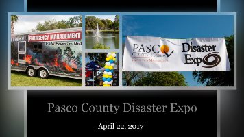 Disaster Expo 2017