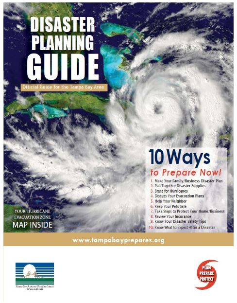 Disaster Planning Guide cover image