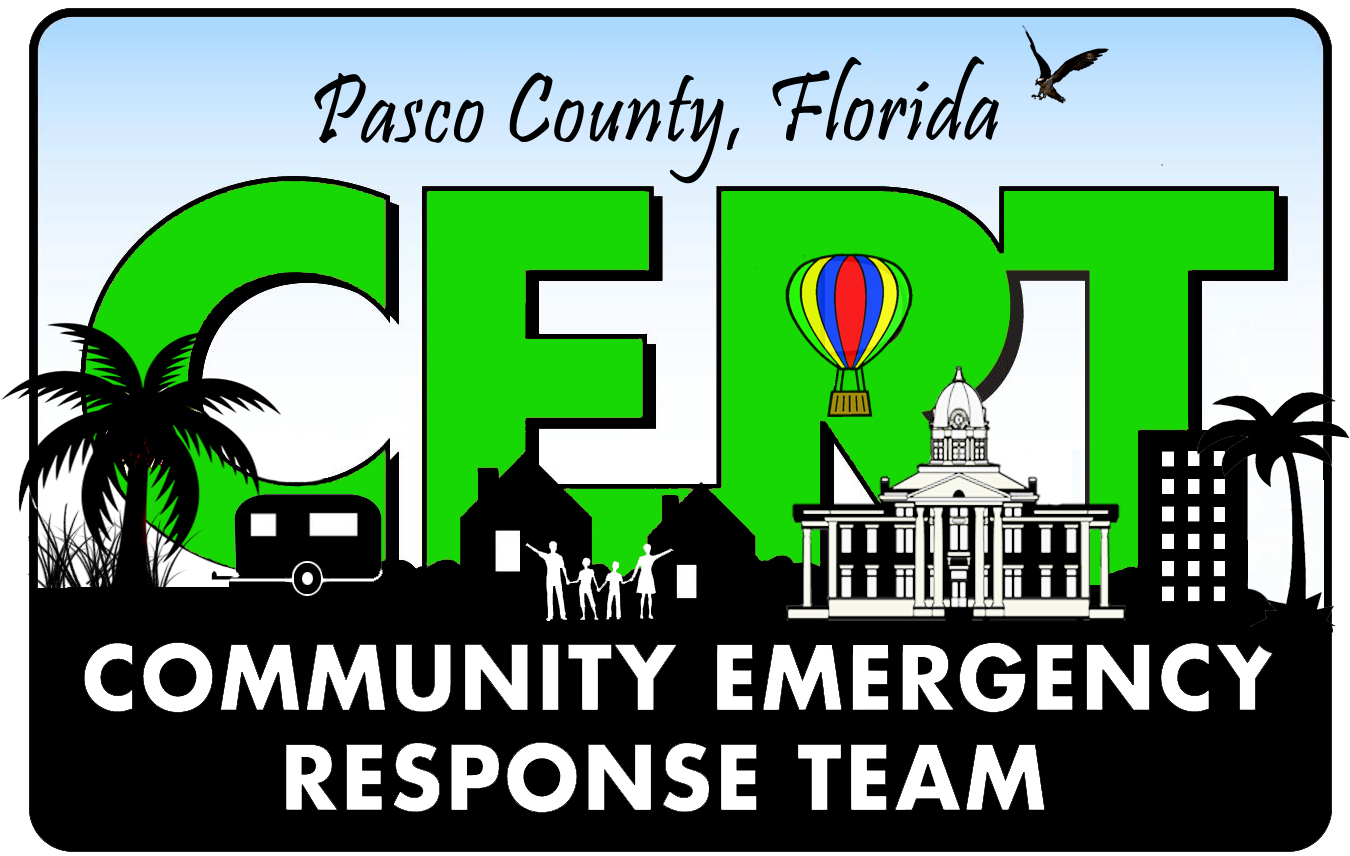 Community Emergency Response Teams (CERT) logo