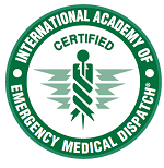 Logo of International Academy of Emergency Medical Dispatch