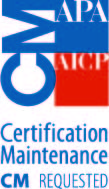 Certification Maintenance Logo