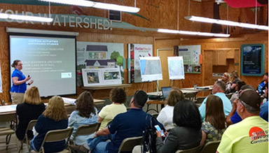 Bear Creek Watershed Meeting March