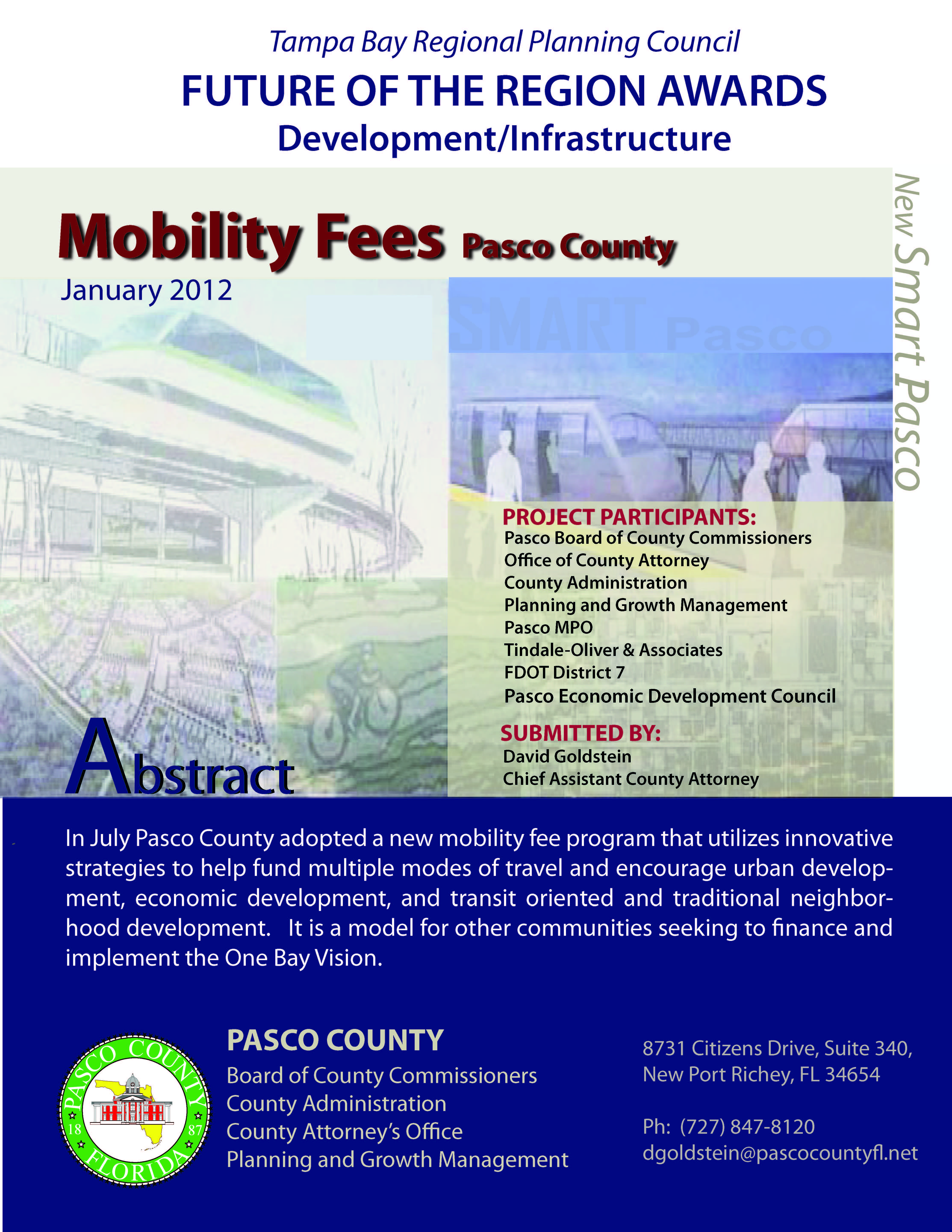 Mobility Fees Pasco County