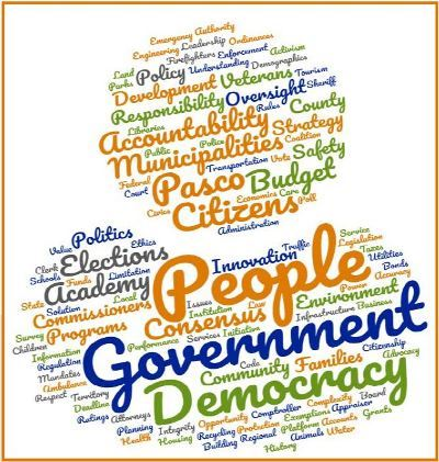 Citizens Academy word graphic