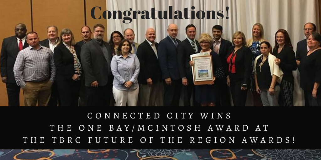 congratulations connected city
