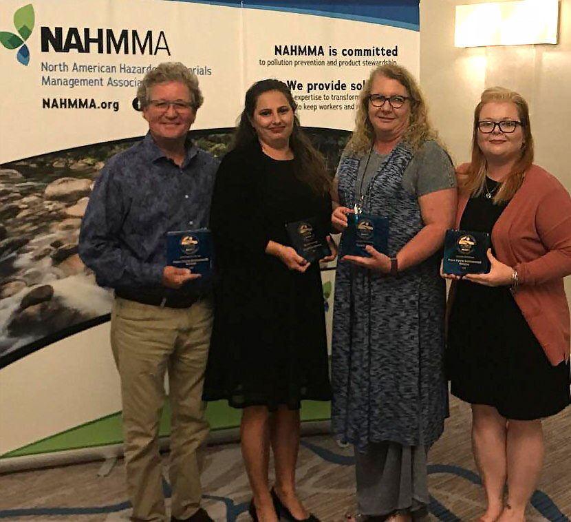 NAHMMA Award Group Photo