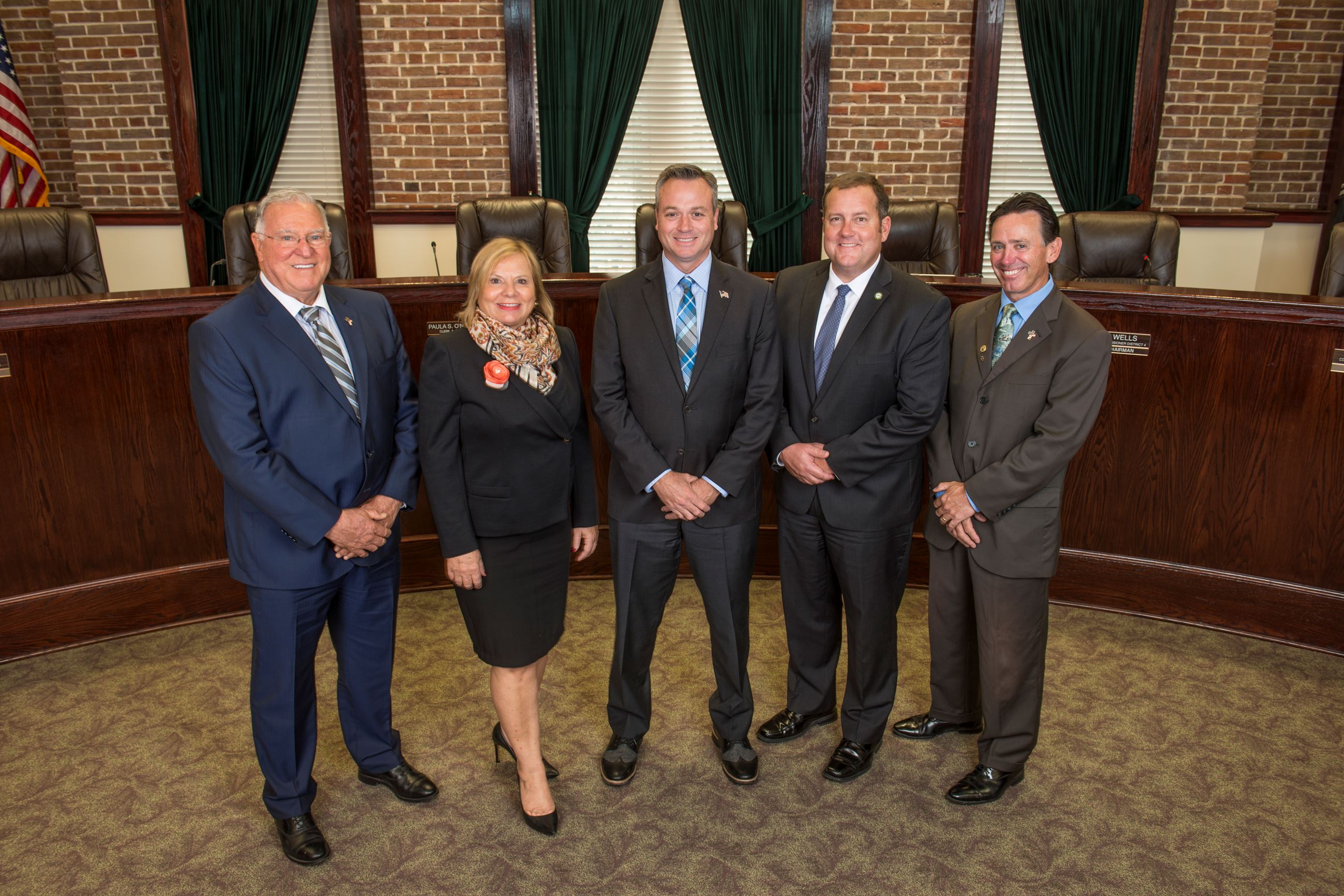 Pasco County Commissioners