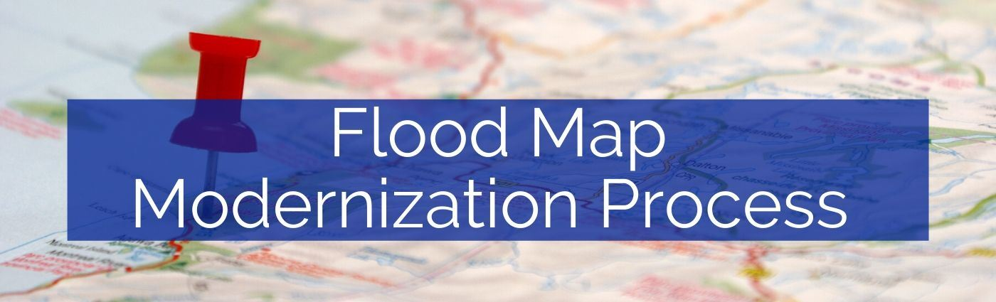 Pasco Flood Map Modernization Process Banner UPDATED