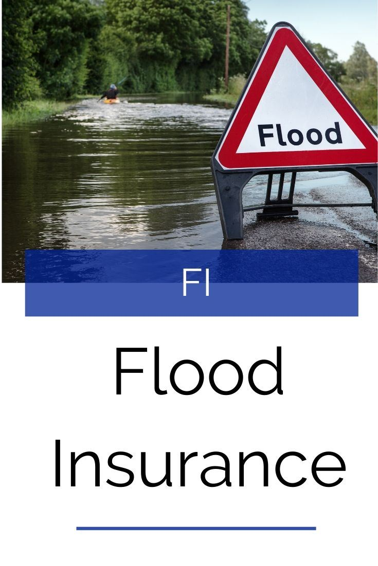 Pasco Flood Flood Insurance Button
