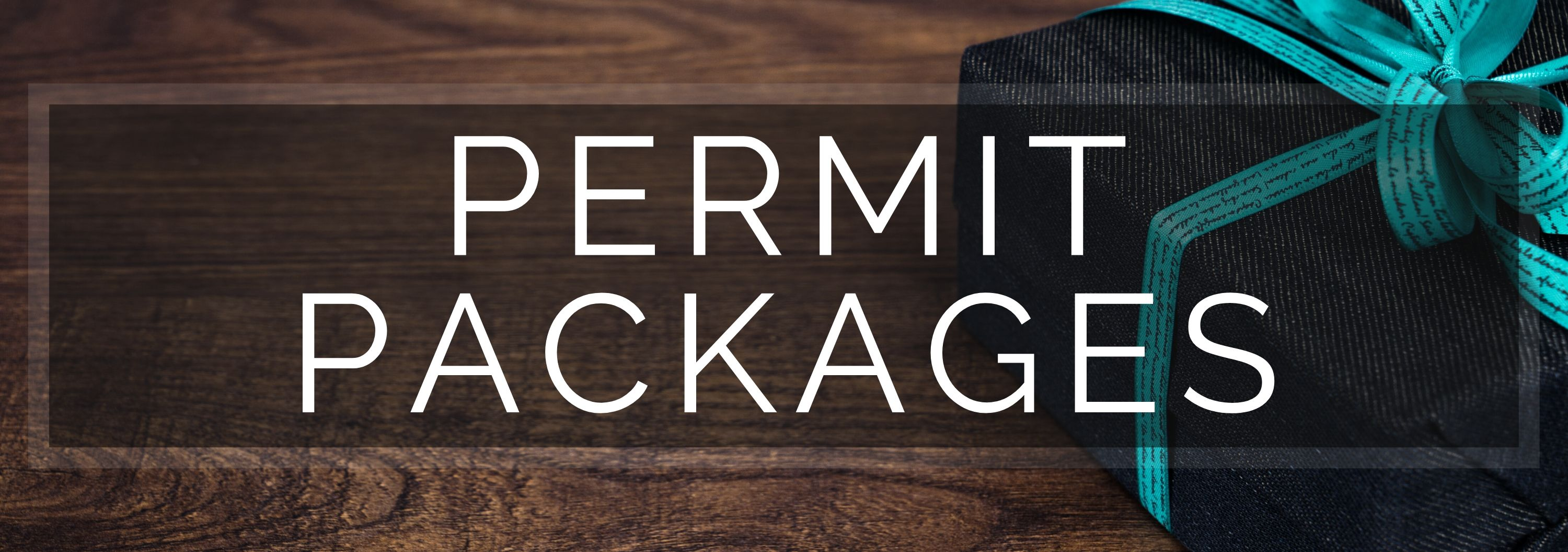 Permit Packages Banner