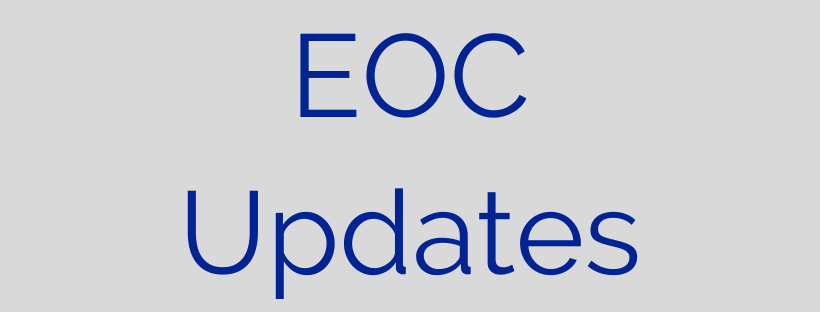 EOC Updates button