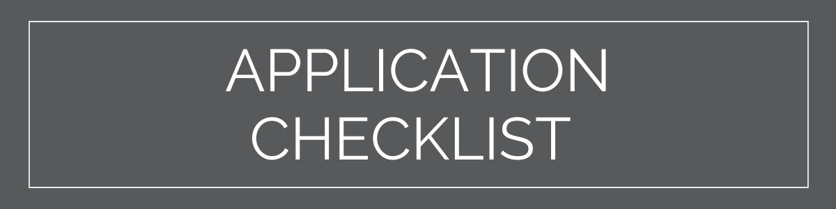 application checklist button