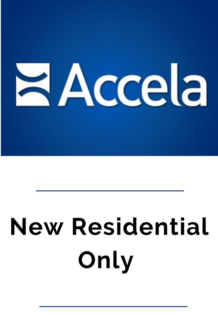 New Residential Only Button