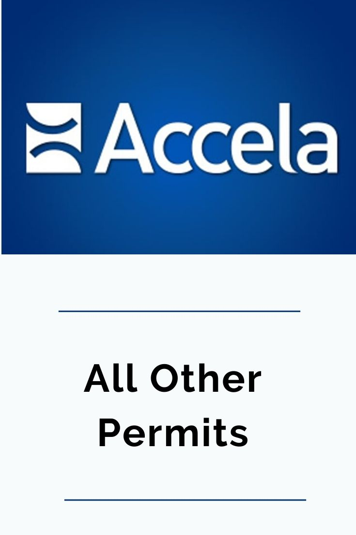 All Other Permits Button