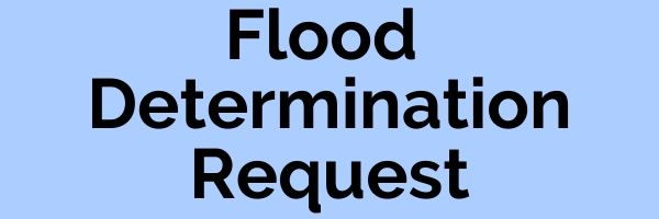 Flood Determination Request Button
