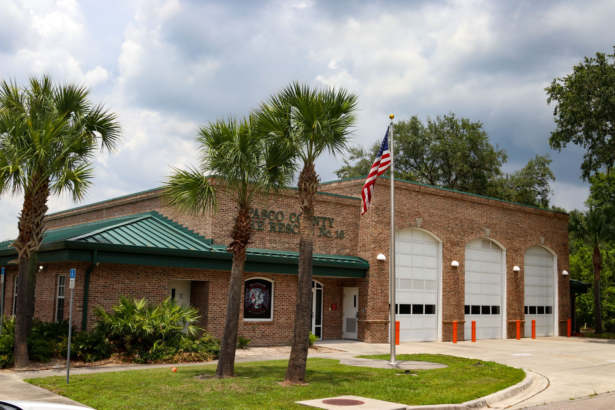 Station 16 front
