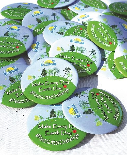 earth day-pins
