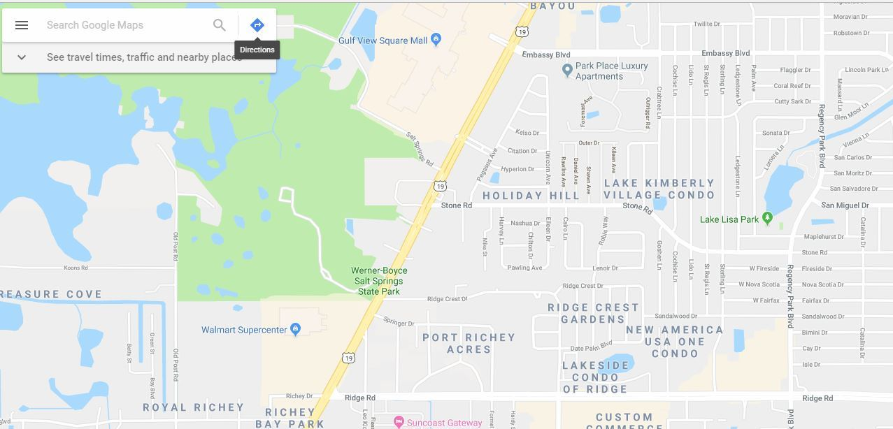 How To Guide for Using Google Maps | Pasco County, FL ... Gle Maps Directions on scale directions, driving directions, traffic directions, mapquest directions, giving directions, travel directions, compass directions, get directions,