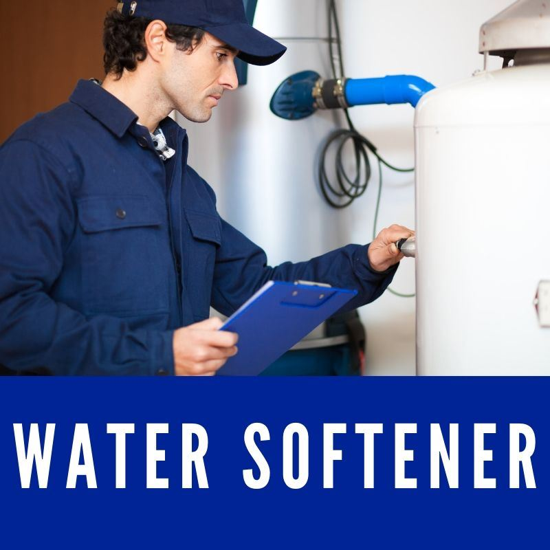 Water Softener Button