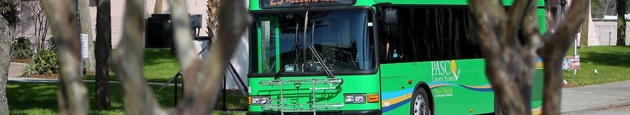 Fixed Routes Schedules Pasco County Fl Official Website