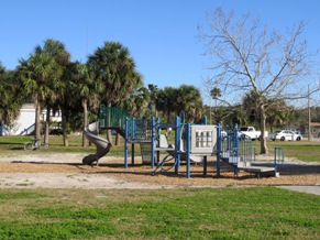 Small Playground area