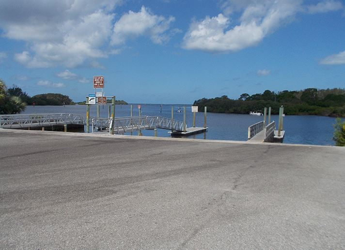 Anclote Boat Ramps