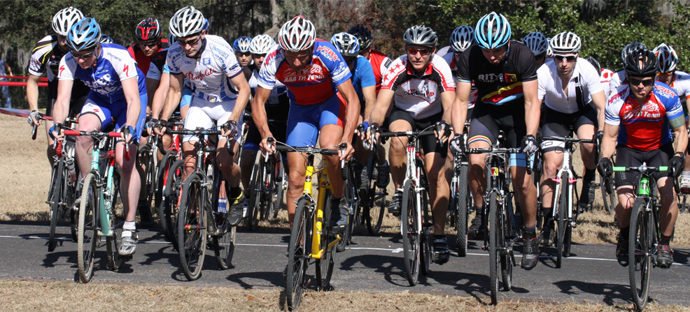 The Annual State Cyclocross Championship is held in Pasco.