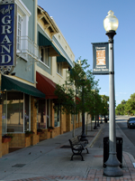 New Port Richey is a pulsating residential community with a strong local government and an attractive historical downtown and Main Street.