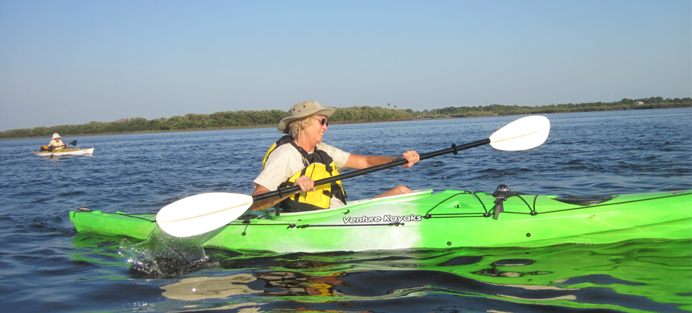 Werner-Boyce Salt Springs State Park will put Pasco Paddling on the map.
