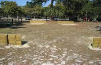 Horseshoe Pit at Anclote River