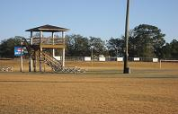 Pressbox at Soccer Field