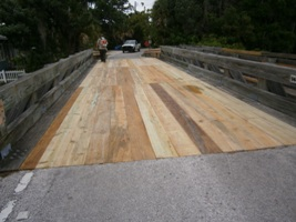 David Clark Bridge-Deck After