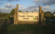 Eagle Point Entrance Sign
