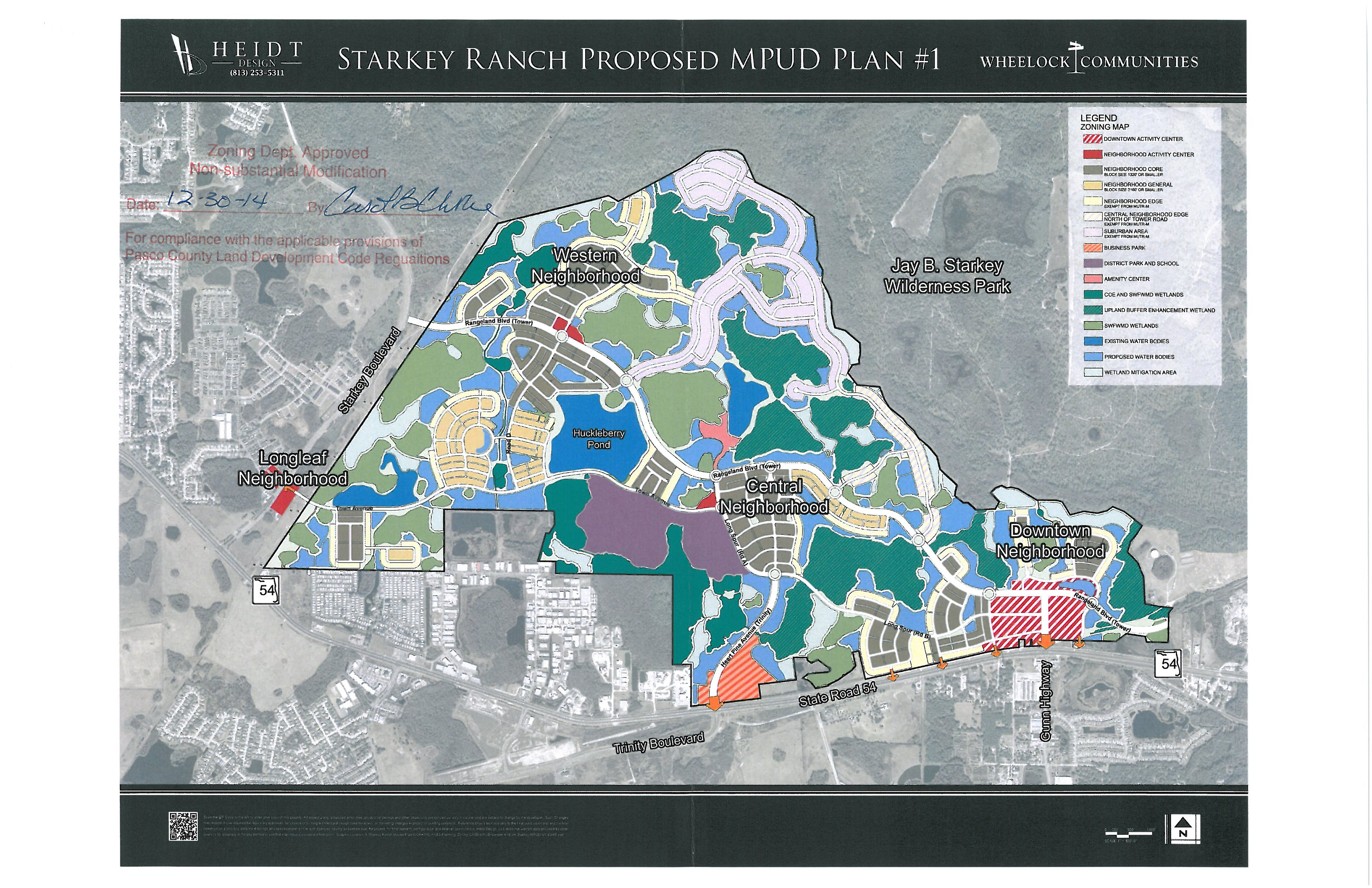 Starkey Ranch Proposed MPUD