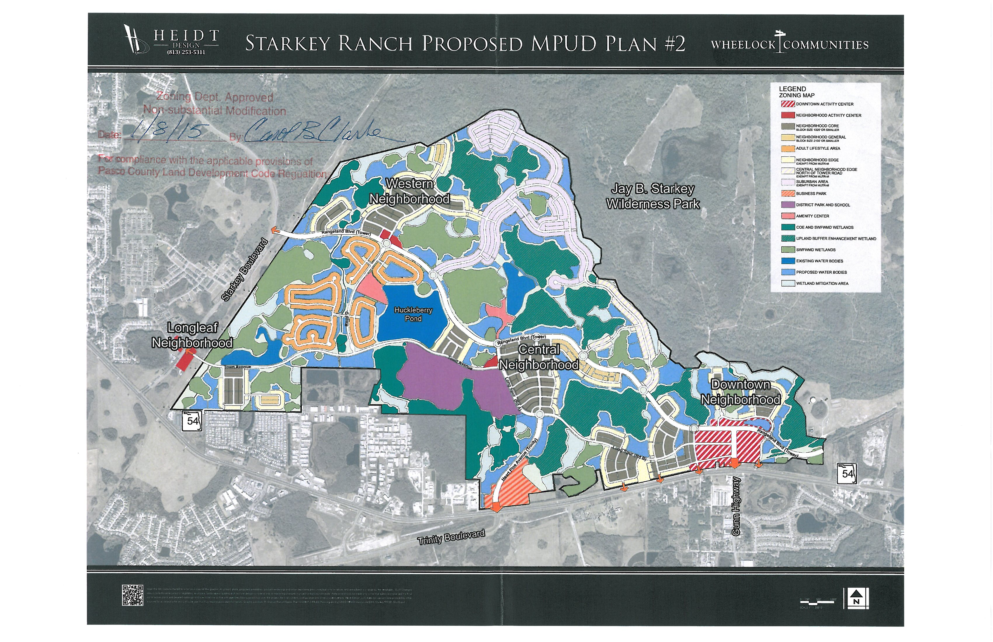 Starkey Ranch MPUD Plan 2