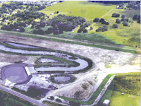 Geiger Pond - 70 Acre Regional Flood Control Project