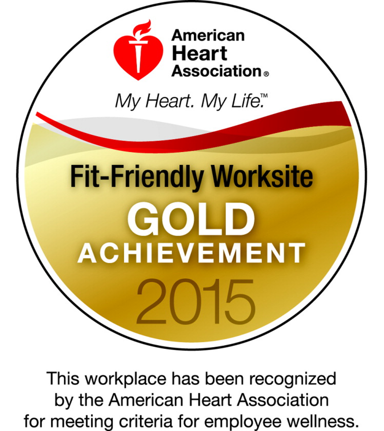 Fit Friendly Award