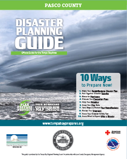 2015 Pasco County Disaster Guides