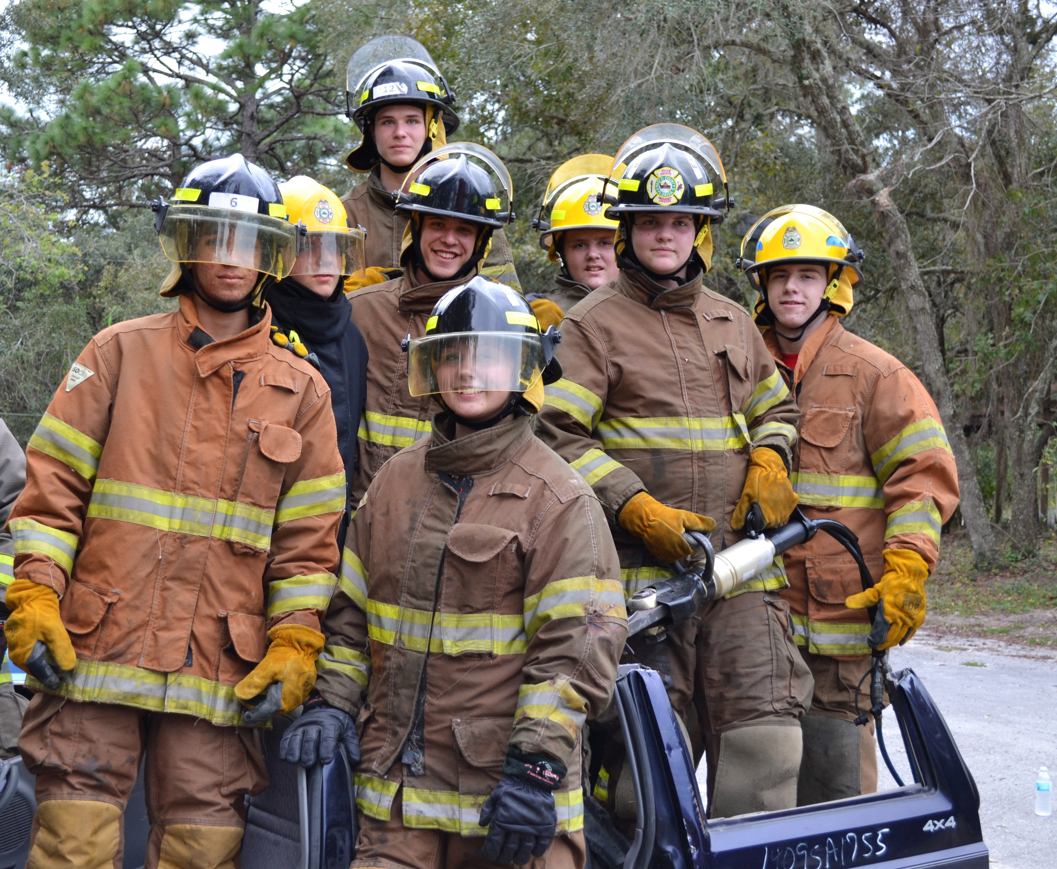 Fire Rescue Cadets